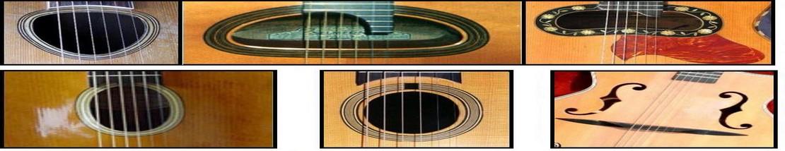 Django a joué exclusivement sur les fabrications Stimer  Yves Guen. Devenu Yves guen Original